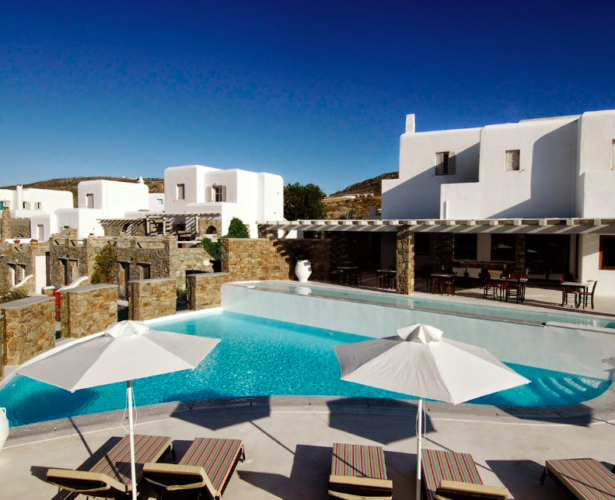 Ftelia Boutique Hotel in Mykonos reviewed by Lux Nomade