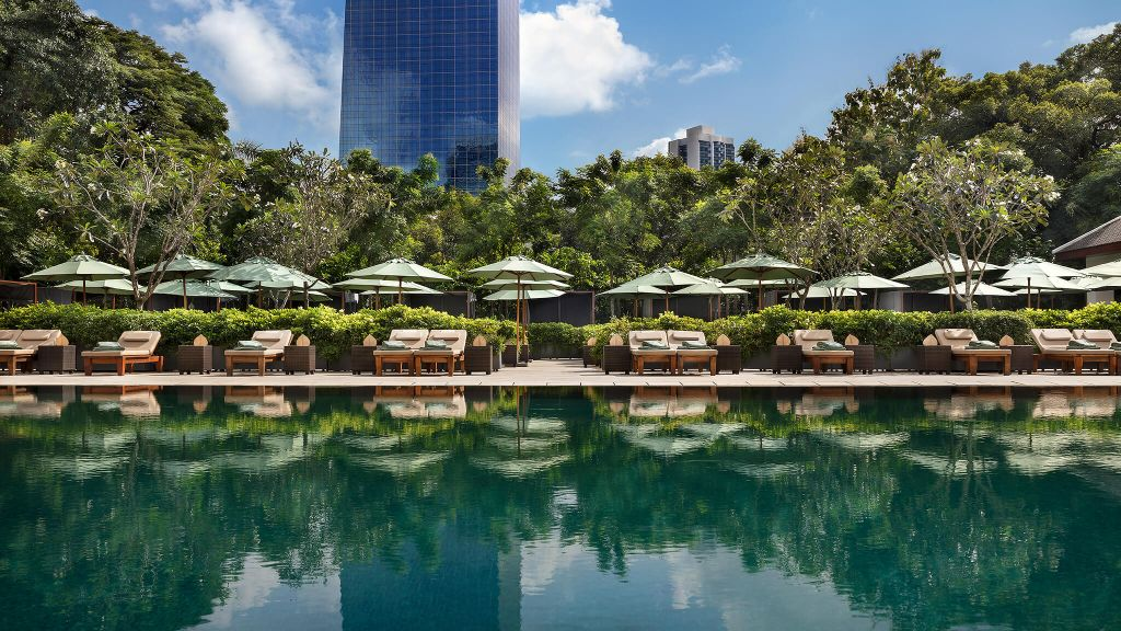 Bangkok's best hotels