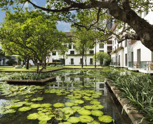The Sukhothai Bangkok: an urban oasis right in the city