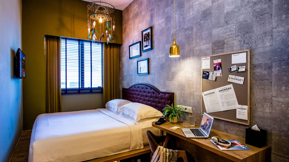 Cool Hotels in Singapore