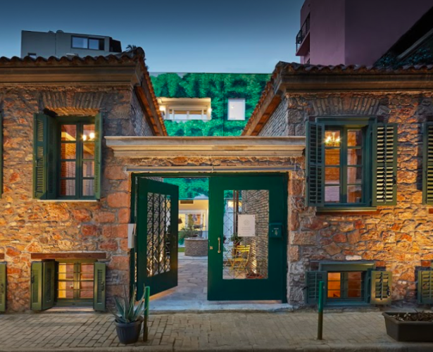 Athenian Residences: a luxury home away from home in Athens