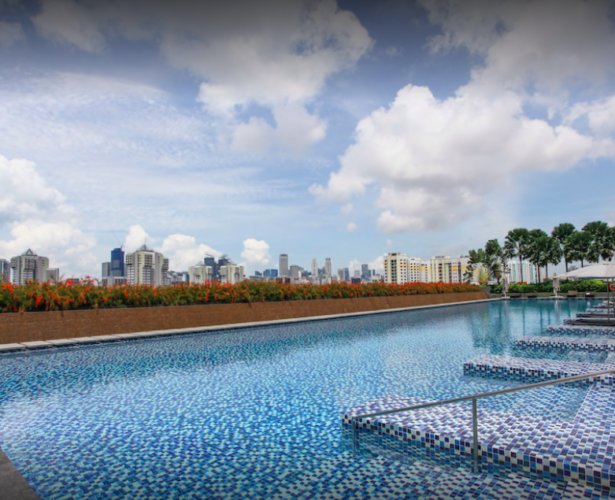 One Farrer Hotel: a 5-star urban hotel-resort in Singapore
