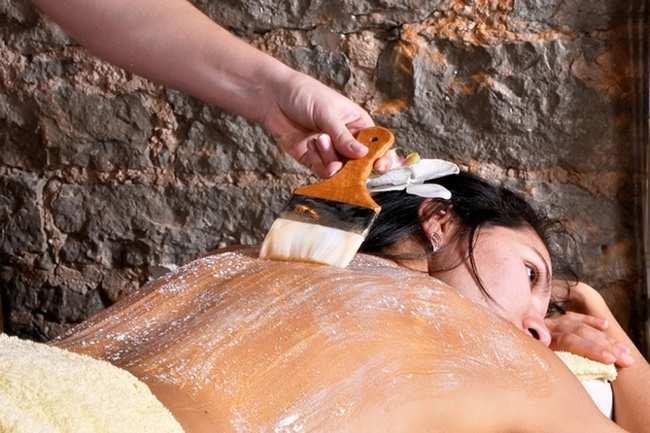 The Dorchester Spa massage