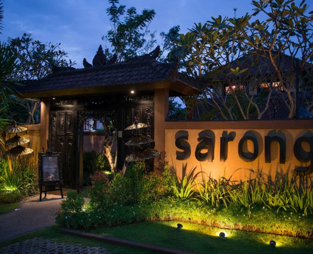 SARONG Restaurant hits the mark with its unique Asian fusion cuisine