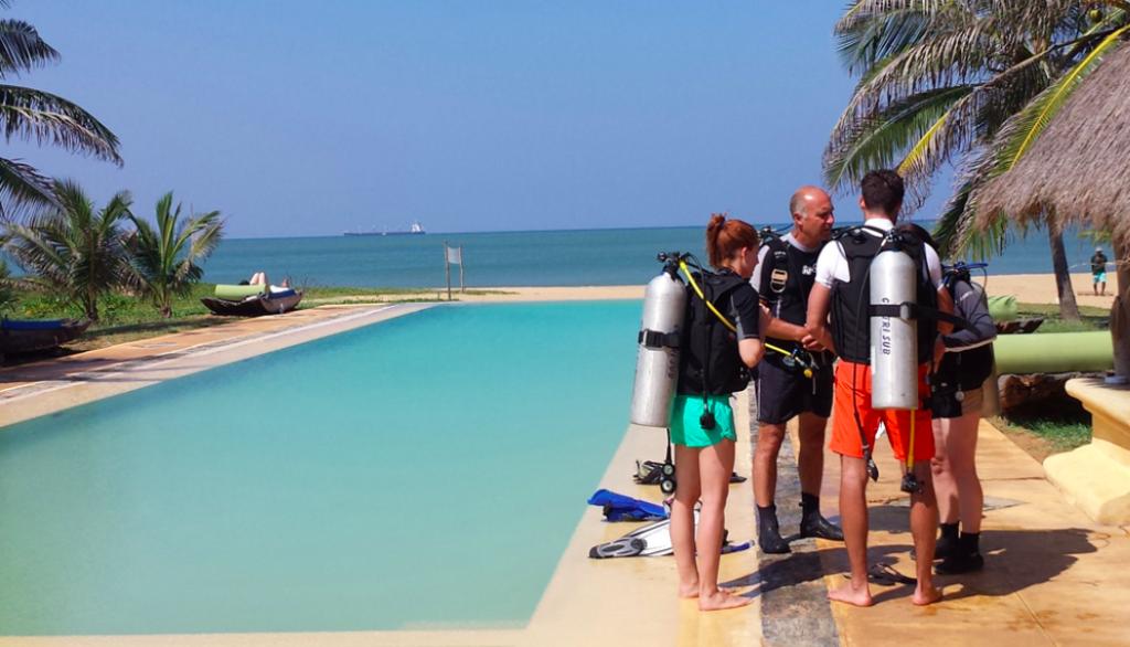 Bar Reef Resort Kalpitiya