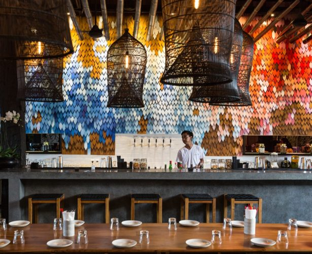 High-end casual Billy Ho sets the restaurant bar in Canggu