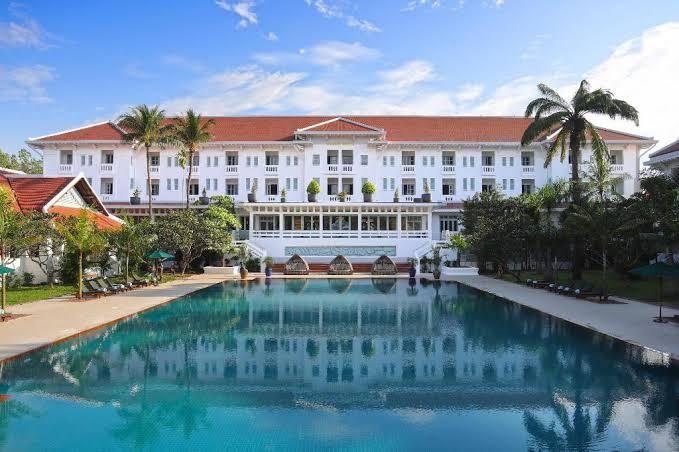 raffles grand hotel d' angkor