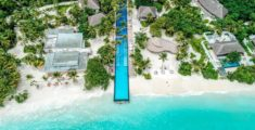 Fairmont Maldives Sirru Fen Fushi: a far-flung wellness and healing retreat