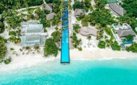Fairmont Maldives Sirru Fen Fushi: a far-flung wellness and healing retreat