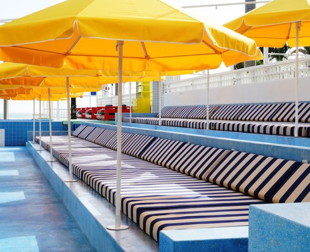 Tropicola Beach Club Bali: entertaining poolside chill for foodies