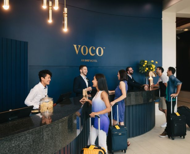 voco Gold Coast: One of Queensland's greenest hotels goes paperless