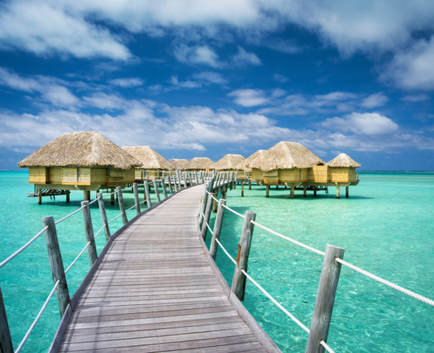 The Islands of Tahiti: One of the top destinations for 2020