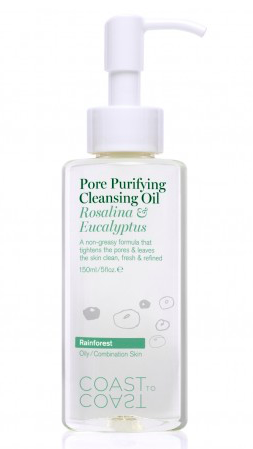 Pore Purifying Cleansing Oil Rosalina & Eucalyptus