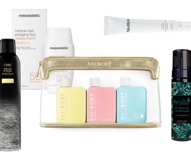 THE LUX LIST: this week's top picks form the best in travel beauty