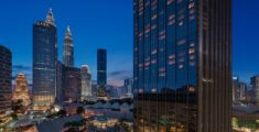Grand Hyatt Kuala Lumpur: Fantastic views and spacious and elegant rooms