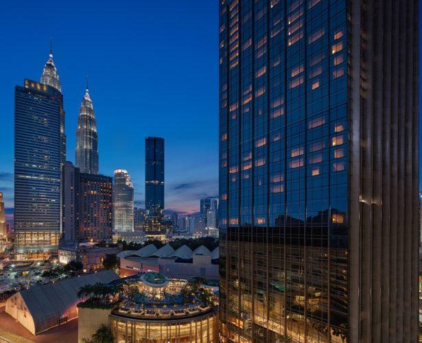 Grand Hyatt Kuala Lumpur: Fantastic views and spacious and elegant rooms