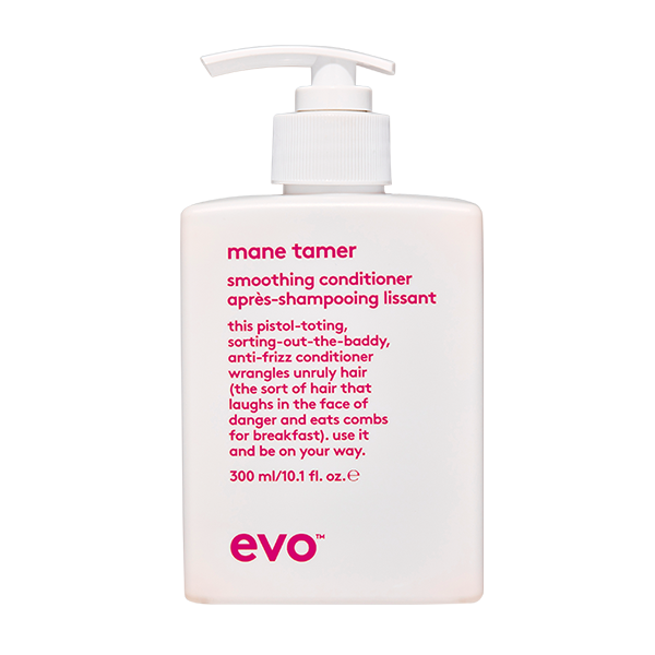 Mane Tamer Smoothing Shampoo, evo $40