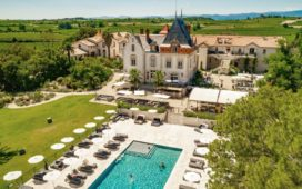 Château St Pierre de Serjac: laid-back chic meets glamorous sophistication