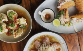 KU DE TA: the iconic Bali beachside establishment serves up a tasty new menu