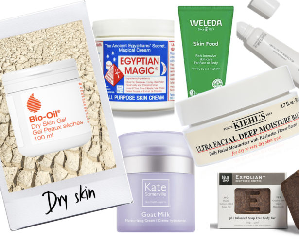 LUX LIST: This week's top skin-care products for dry skin