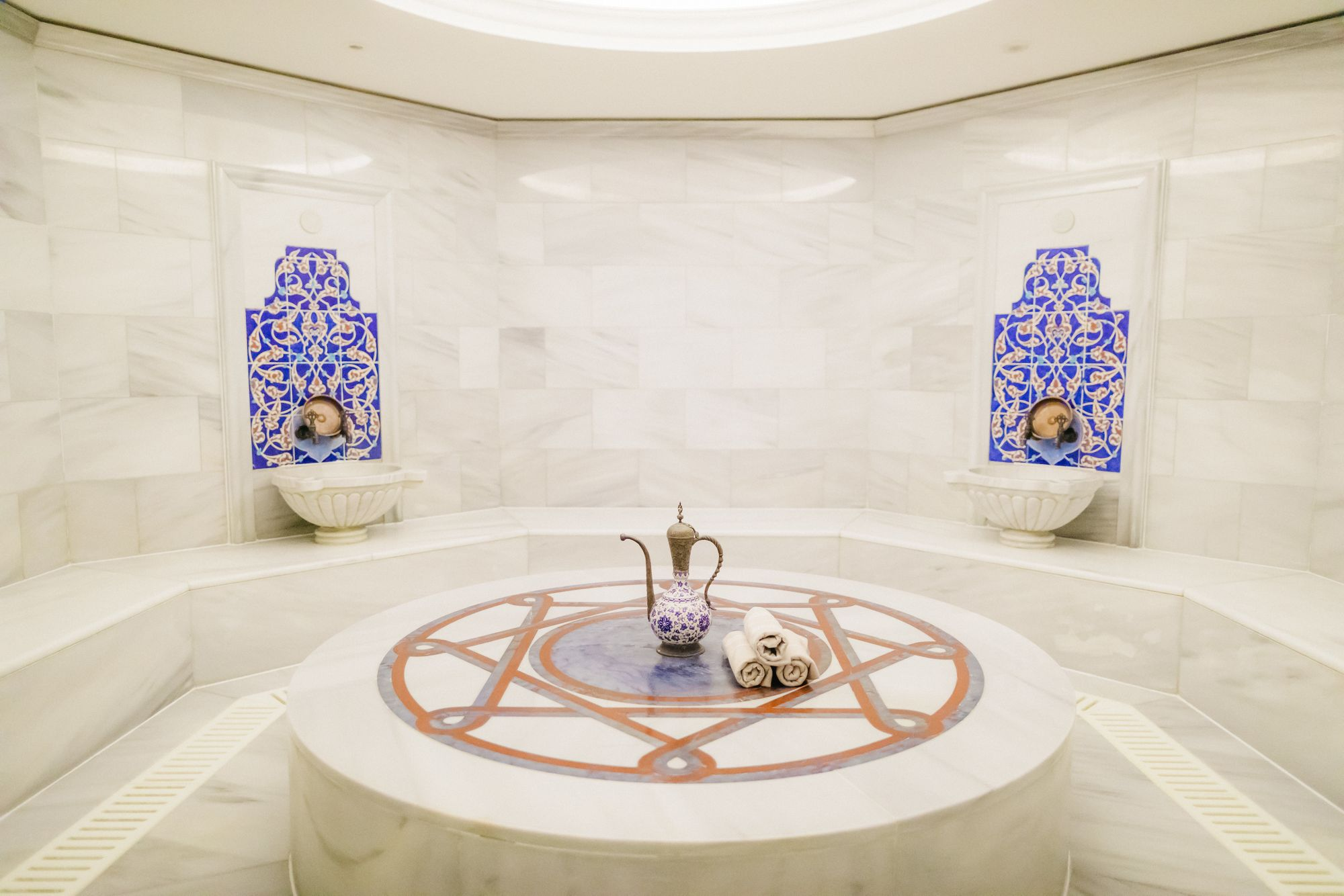 Turkish Luxury Spas: Where to Get pampered in Istanbul