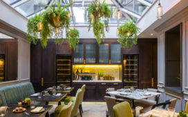 RESTAURANT GUIDE: Hans' Bar & Grill, London