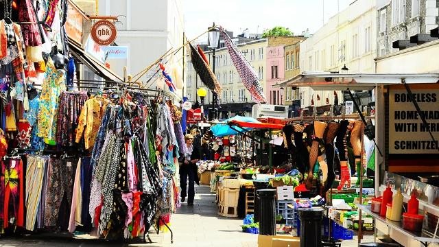 5 Best Markets in London