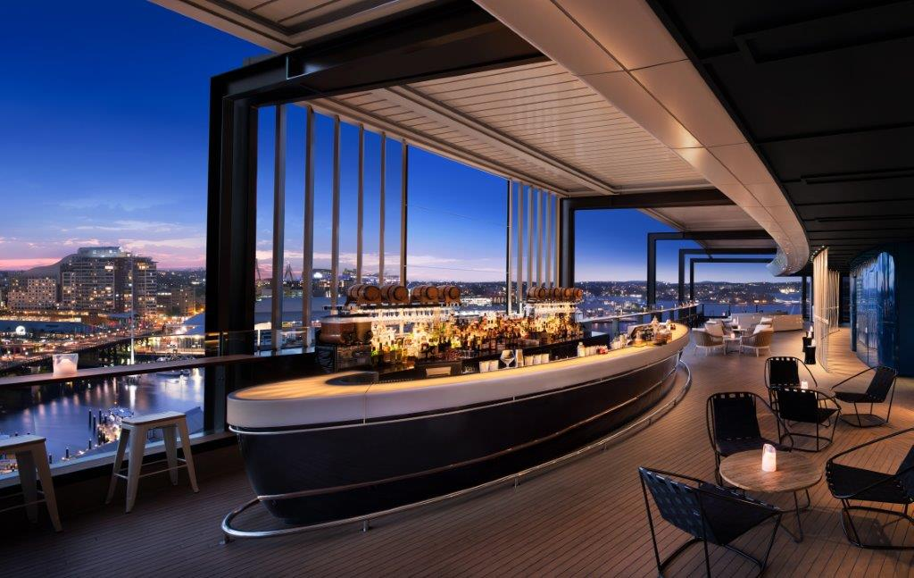 Zephyr Sydney S New Luxury Rooftop Bar