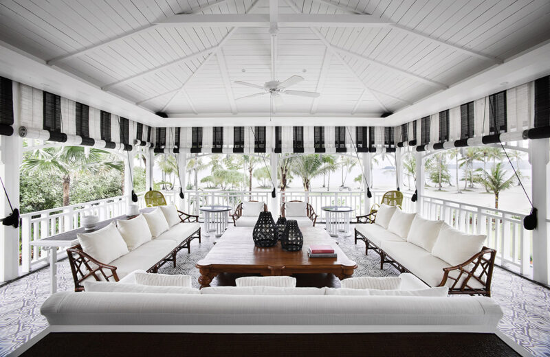 Private beachfront residencesnever looked so good