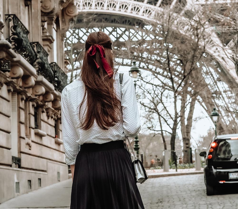 become more Parisian