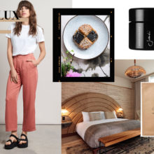 THE LUX LIST: this week's top picks