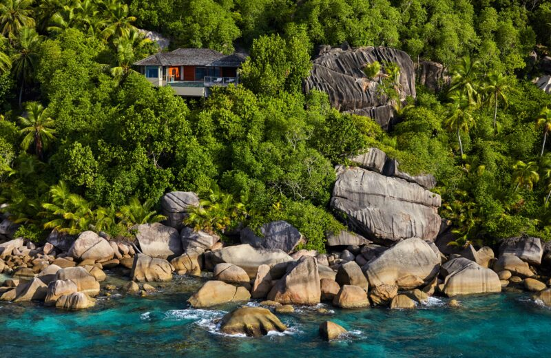 Six Senses Zil Pasyon's effort to save corals is paying off