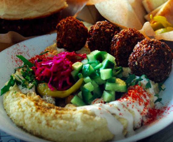 food cyprus