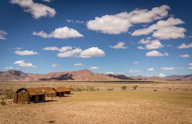 5 Top Glamping Spots Around the Globe