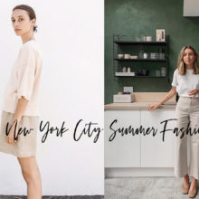 5 eco-friendly outfits to wear in New York City this summer