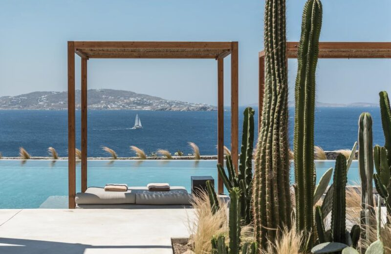 Rocabella Mykonos: A stylish Boutique Hotel with a hip bohemian wellness vibe