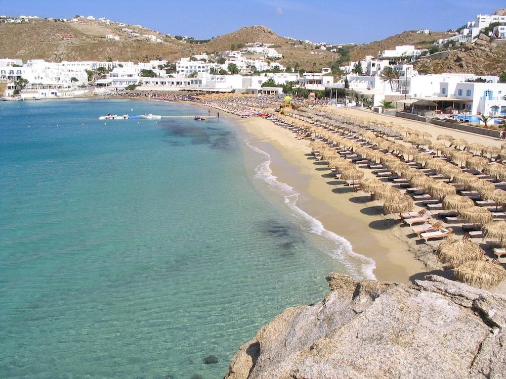 Mykonos top beaches