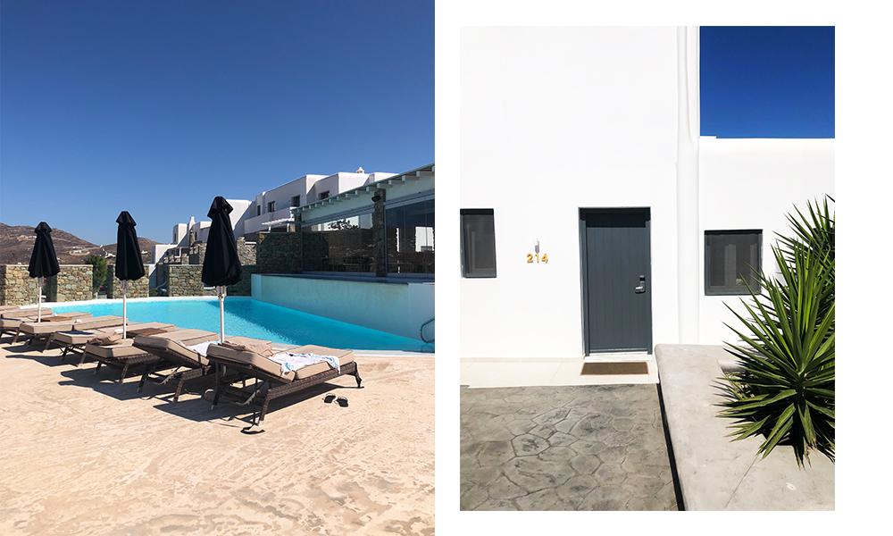 Ftelia boutique hotel Mykonos