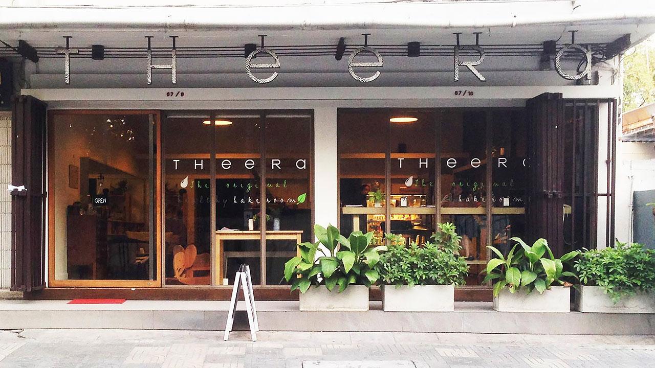Organic Restaurant Bangkok