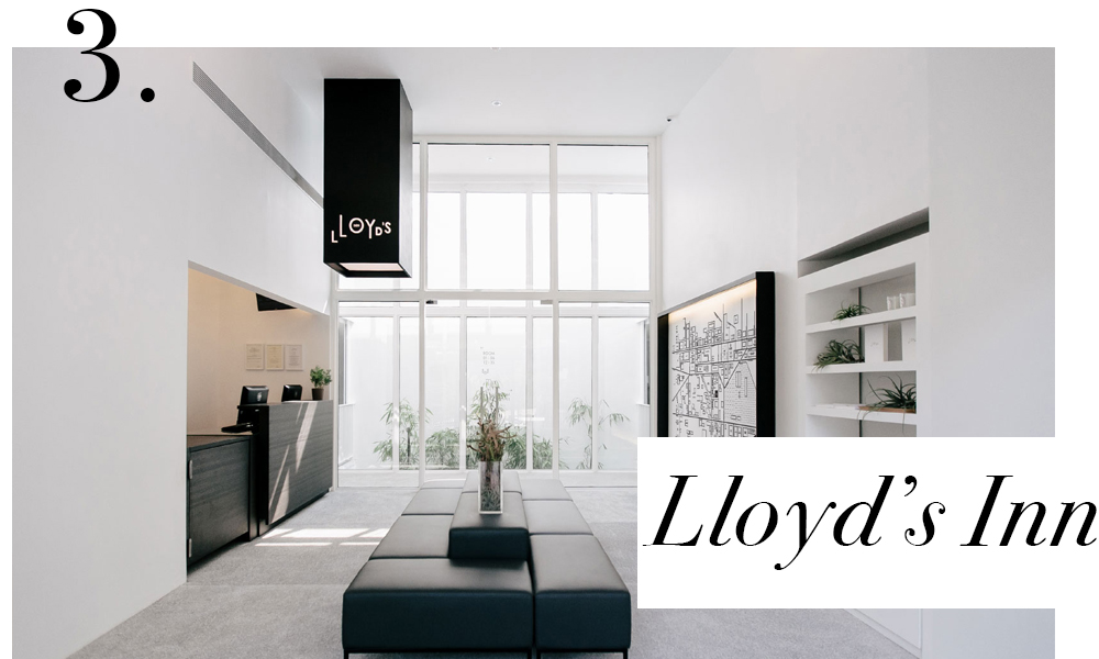 lloyd's Inn