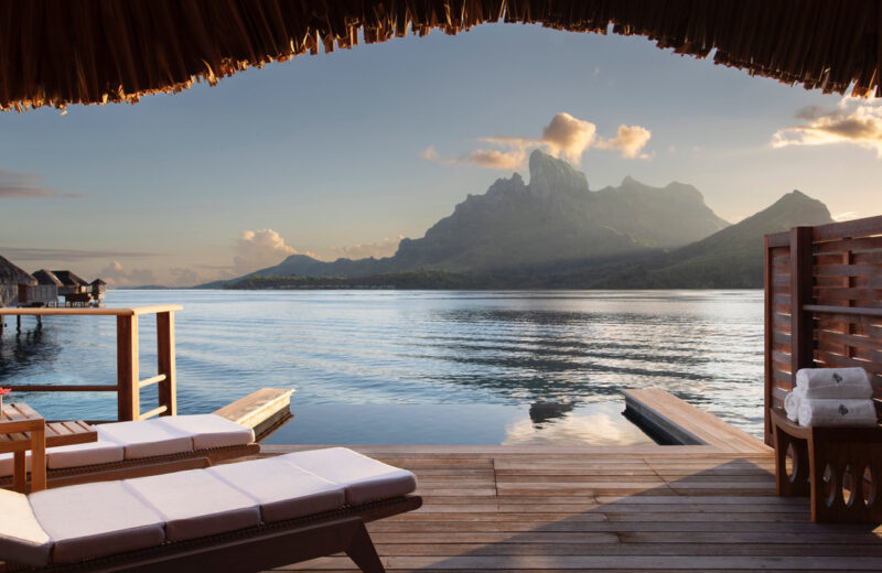 Four Seasons Resort Bora Bora expands with 8 new bungalows