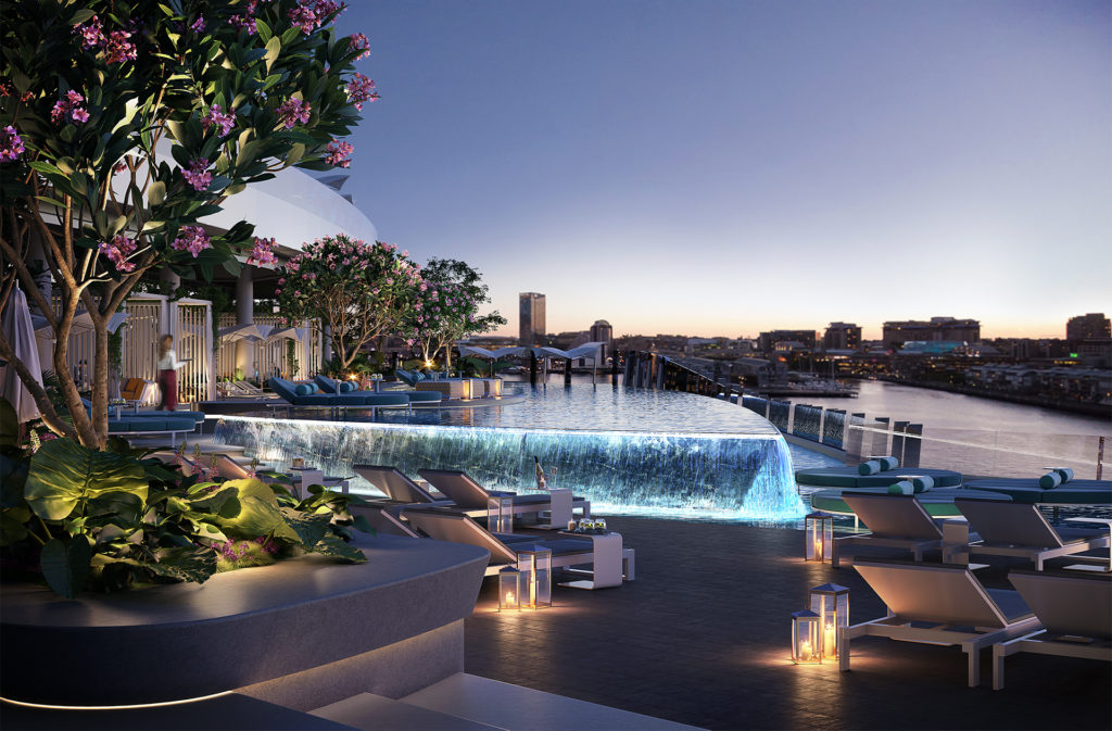 lux-nomade-crown-towers-sydney-pool