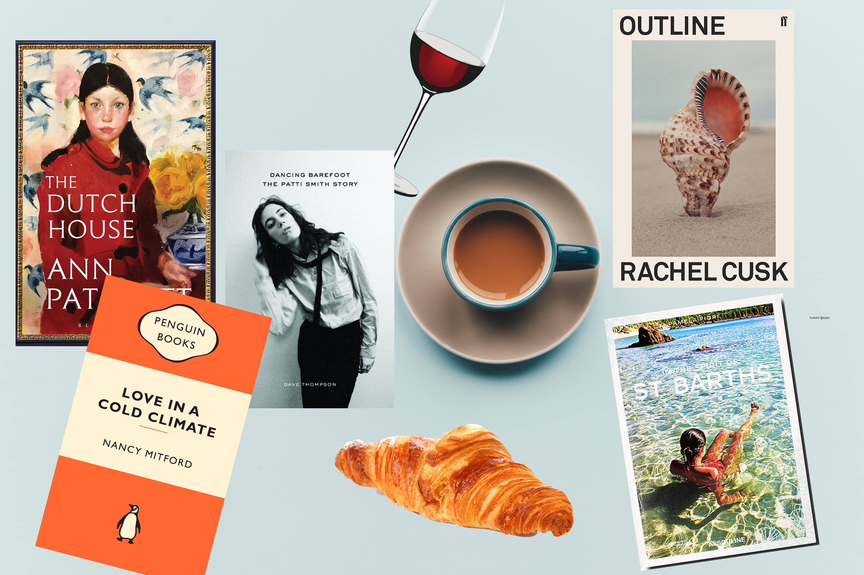 The Best Books right now, as Chosen by the Editors of Lux Nomade