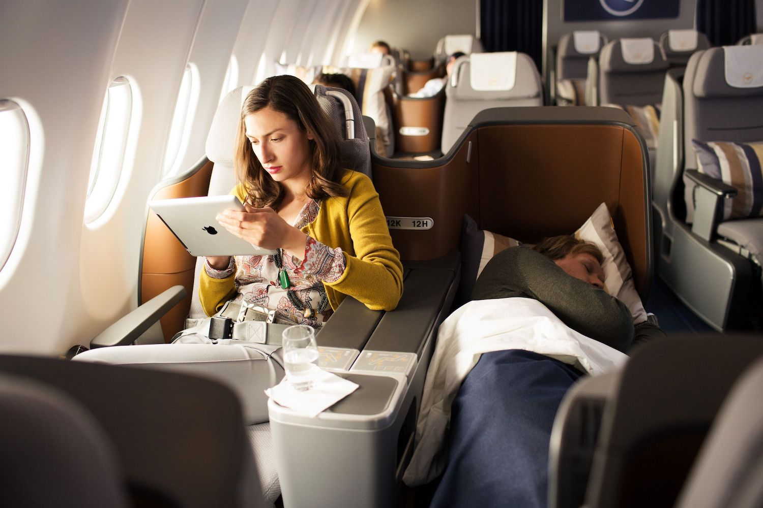 Business Class Flights