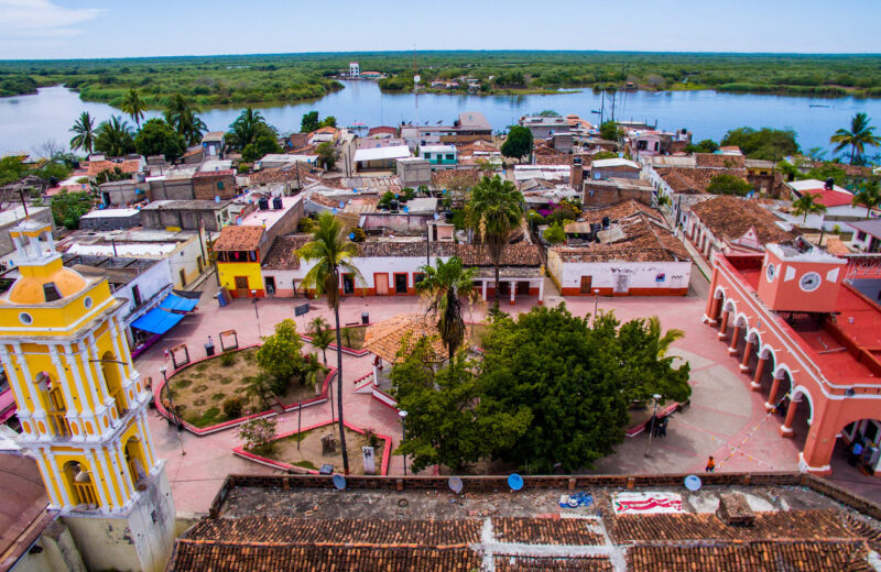 """Mexcaltitán Island, Nayarit, Mexico: one of Mexico's """"Magic Towns"""""""