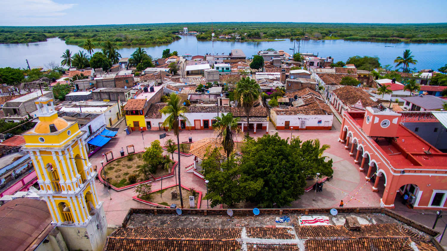"Mexcaltitán: the mysterious destination known as ""Mexican Venice"""
