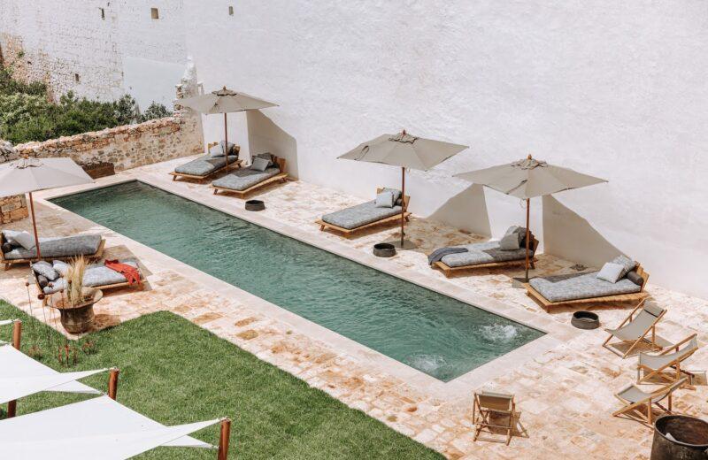 Luxury Boutique Hotel Opens in elegantly restored palace in Puglia's Ostuni
