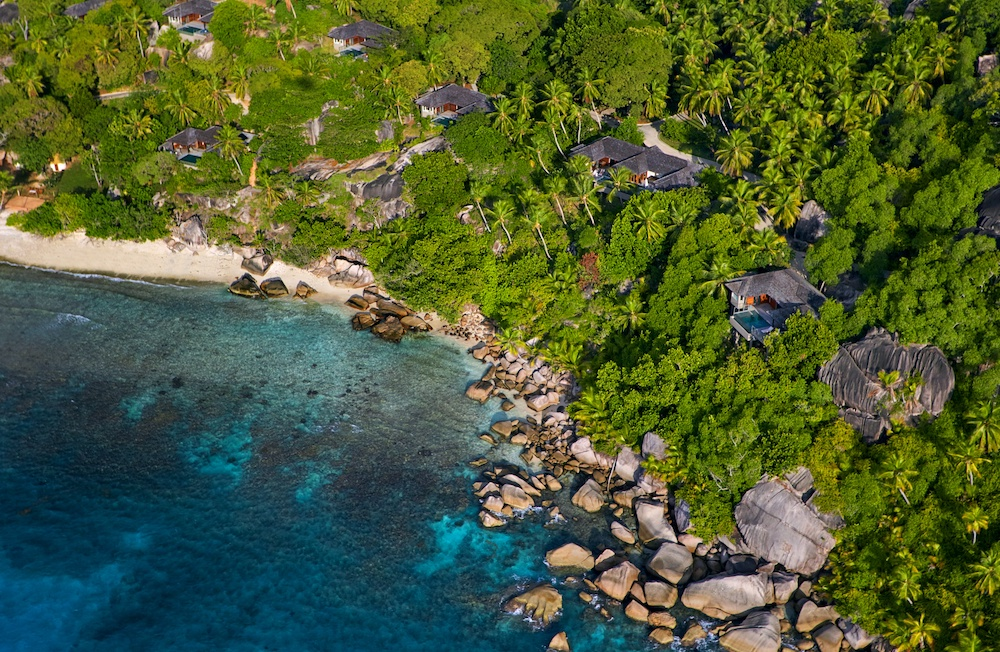 Felicité Island: Book Your Private Island for an exclusive and luxurious experience in paradise