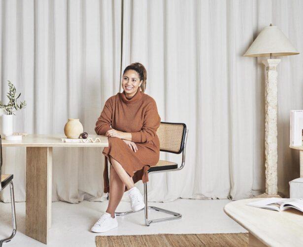 Women in Business: Snapshot of Steffanie Ball co-founder of furniture brand En Gold