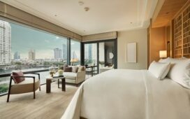 Capella Bangkok: a new luxury hotel in the Thai capital